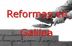 Reformas Palma Galilea